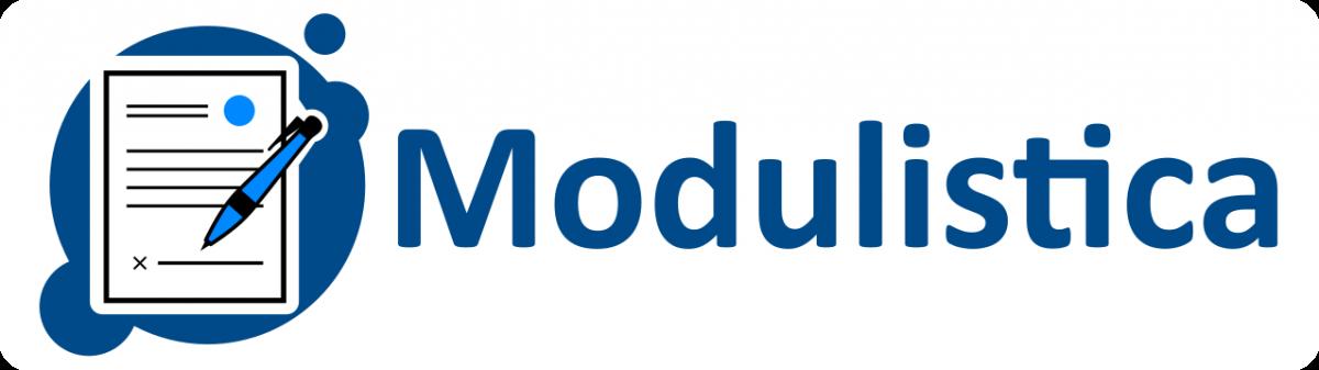 Modulistica Personale