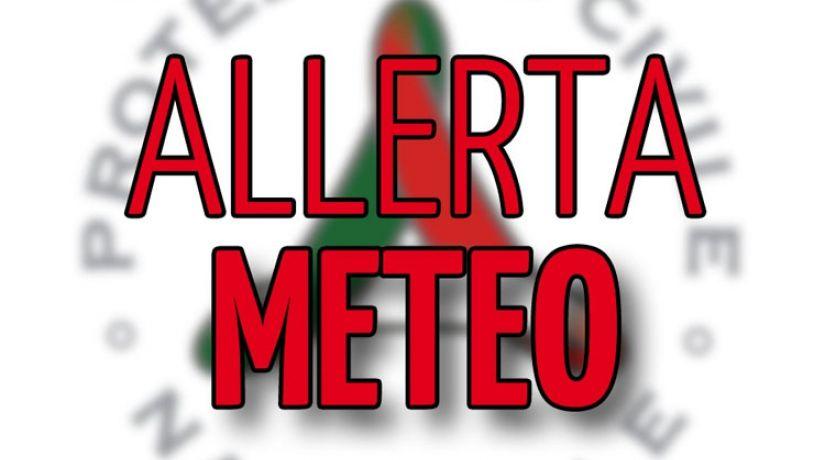 ALLERTA METEO - 12 NOVEMBRE 2019