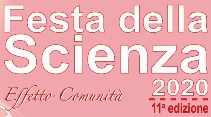 FESTA DELLA SCIENZA 2020