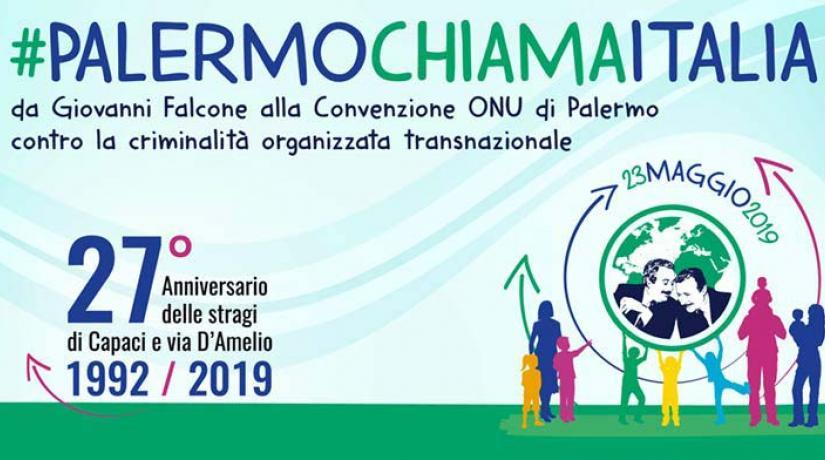"""""""Nave della Legalità"""" – 23.05.2019"""