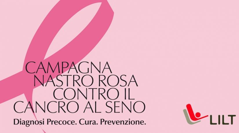 "Campagna LILT ""Nastro Rosa"""