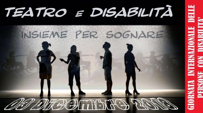 """Teatro e disabilità"" 03.12.18"