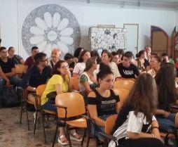 Il D.S. incontra famiglie e studenti delle classi prime